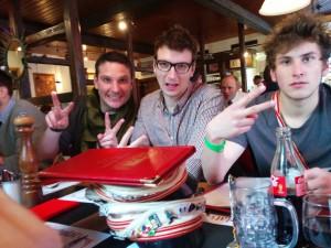 Des Zofingiens trouvent leur salut dans la pizza de la Lupa